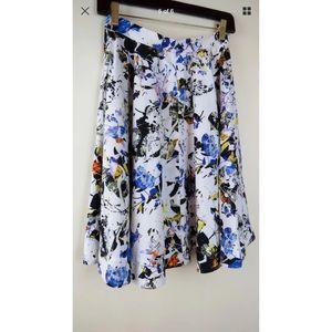 12b85d9a8 Elizabeth and James Skirts | Elizabeth James Belle Floral Skirt 2 ...